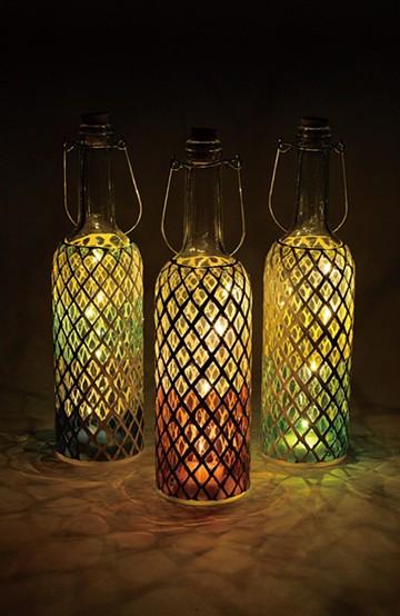 haco! モザイクボトル LEDライトDIA <その他>の商品写真