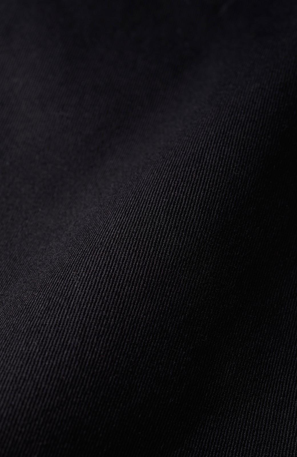 haco! パッと着るだけで女らしくてかっこいい ラップ風ストレッチスカート by que made me <ブラック>の商品写真3