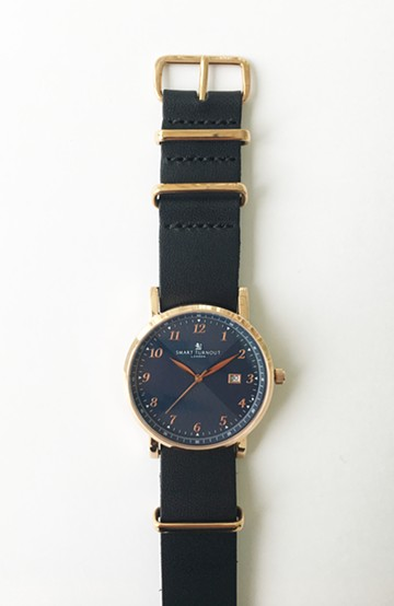 haco! SMART TURNOUT SCHOLAR WATCH <ブラック>の商品写真