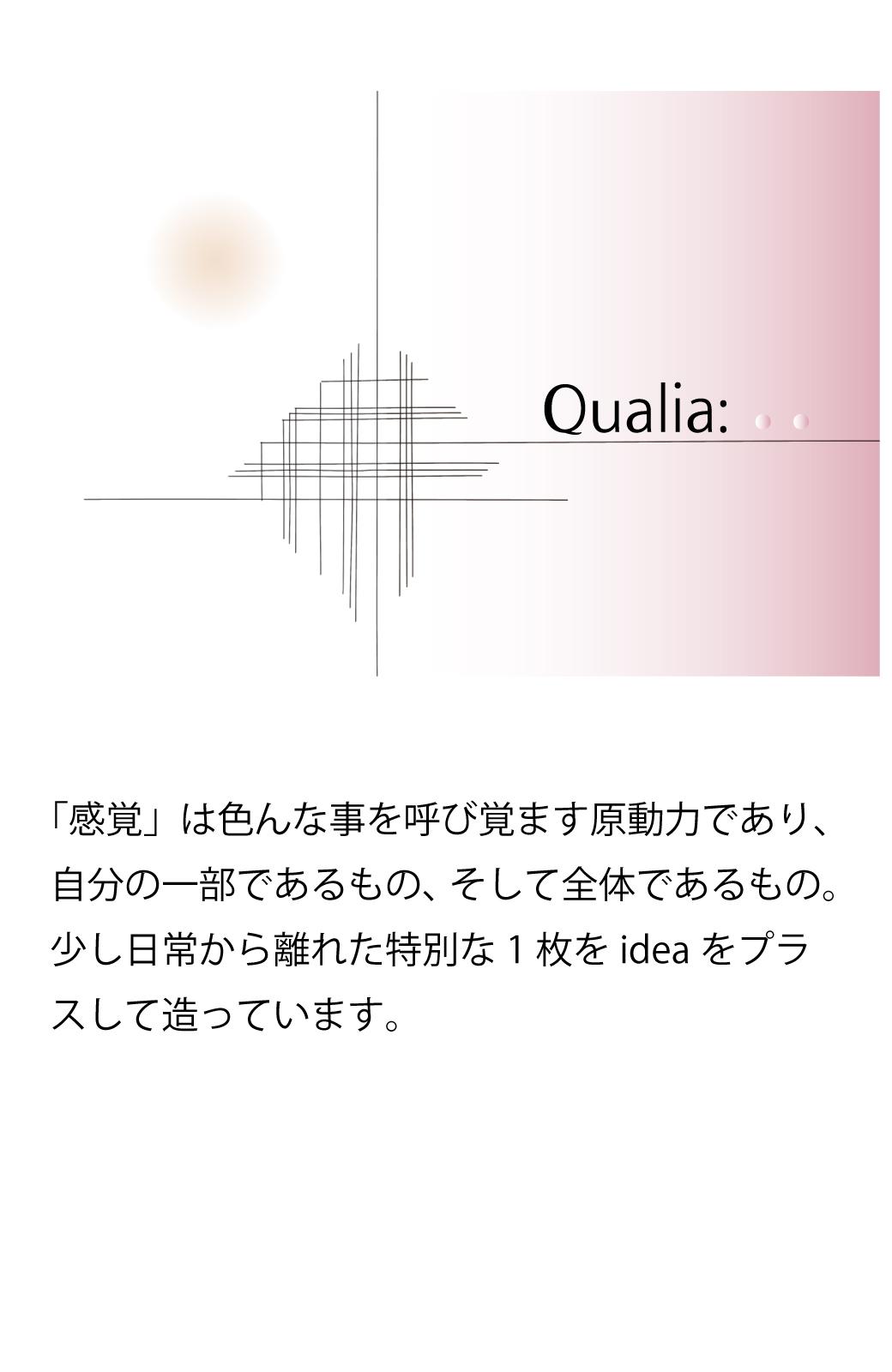 haco! てとひとて Qualia 手染めチェック柄バルーンストール <イエロー>の商品写真15