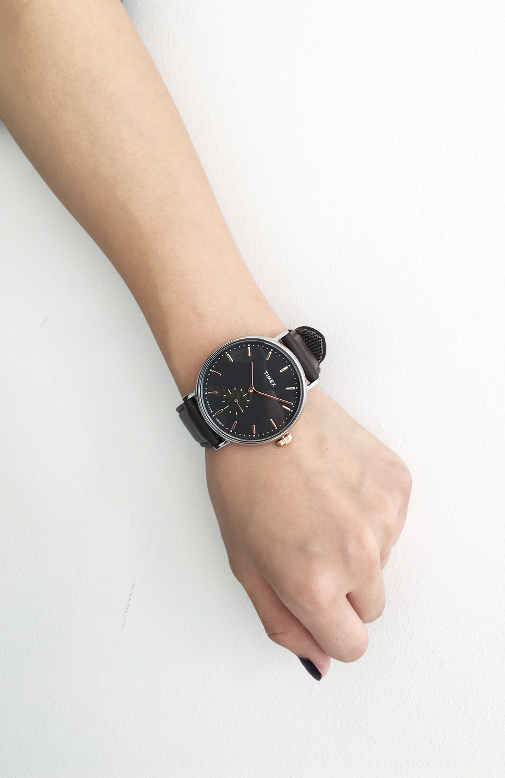 haco! TIMEX FAIRFIELD SUB SECOND <ブラウン系その他>の商品写真2