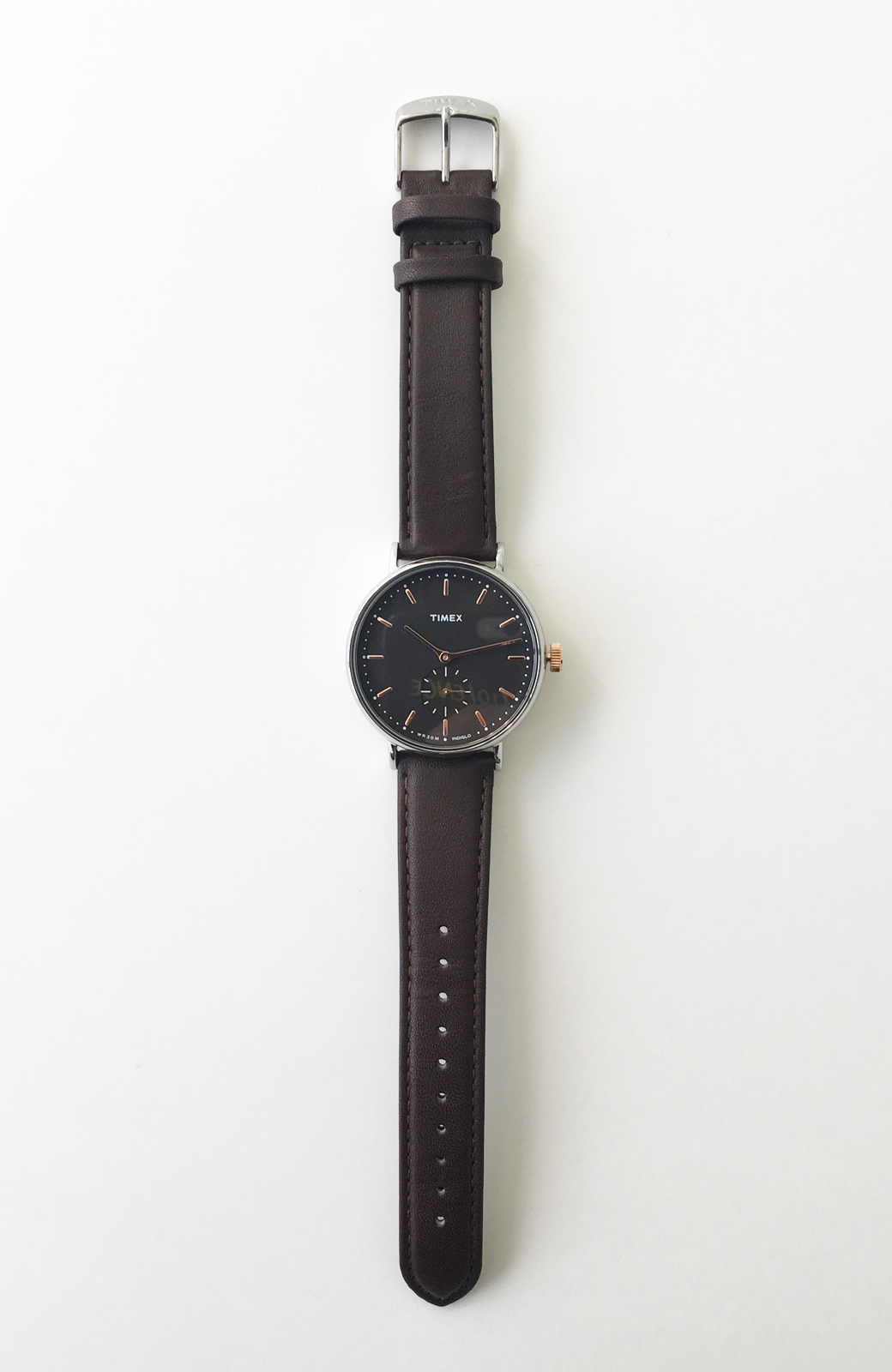 haco! TIMEX FAIRFIELD SUB SECOND <ブラウン系その他>の商品写真4