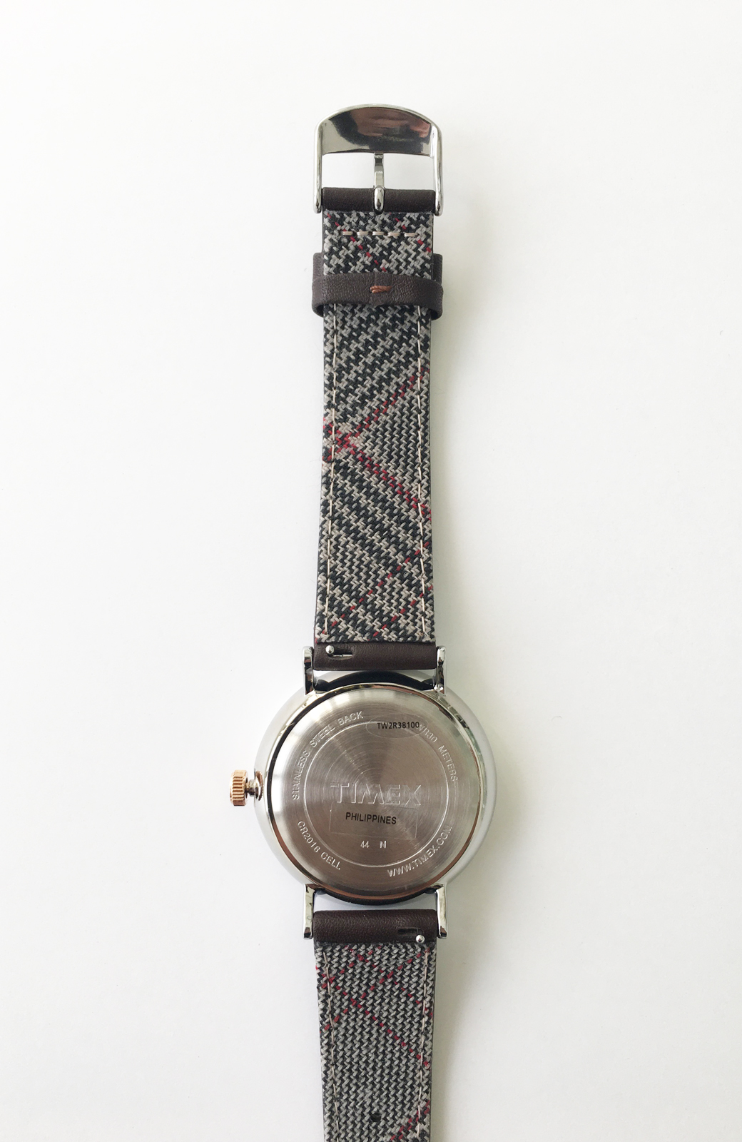 haco! TIMEX FAIRFIELD SUB SECOND <ブラウン系その他>の商品写真5