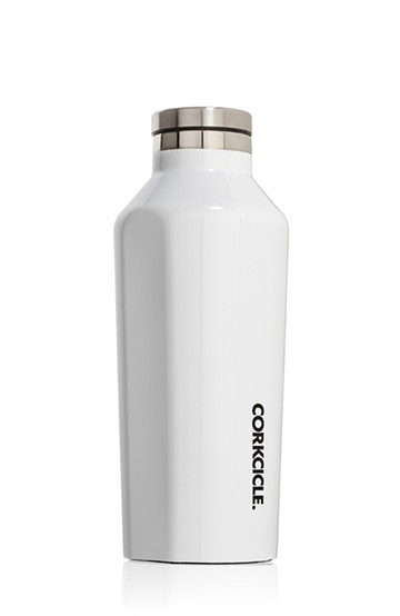 haco! CORKCICLE CANTEEN 9OZ/270ml <ホワイト>の商品写真