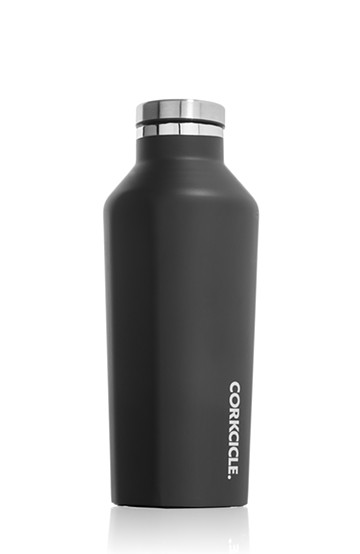 haco! CORKCICLE CANTEEN 9OZ/270ml <ブラック>の商品写真