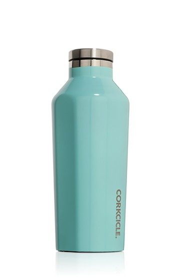 haco! CORKCICLE CANTEEN 9OZ/270ml <ターコイズブルー>の商品写真