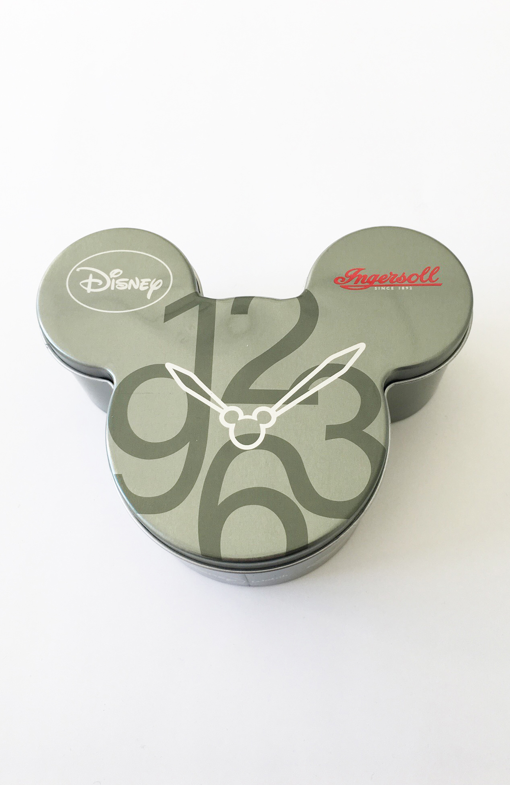 haco! INGERSOLL Disney MICKEY WATCH <キャメル>の商品写真9