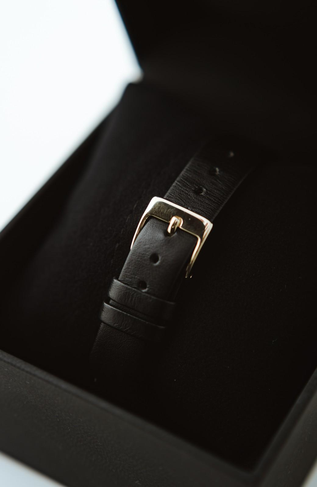 haco! STEVEN ALAN TIME TRAVELER 腕時計 <ブラック>の商品写真2