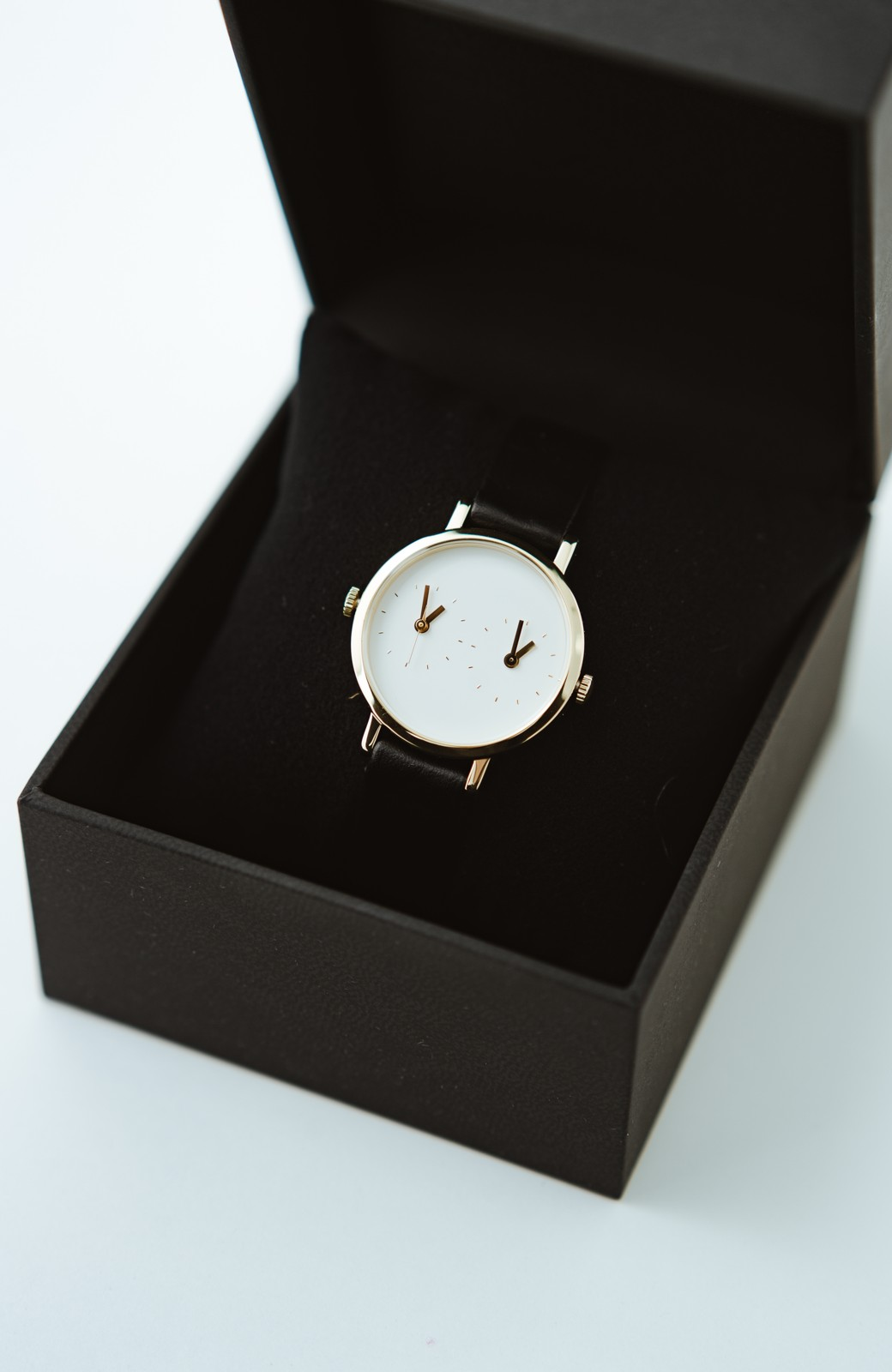 haco! STEVEN ALAN TIME TRAVELER 腕時計 <ブラック>の商品写真1