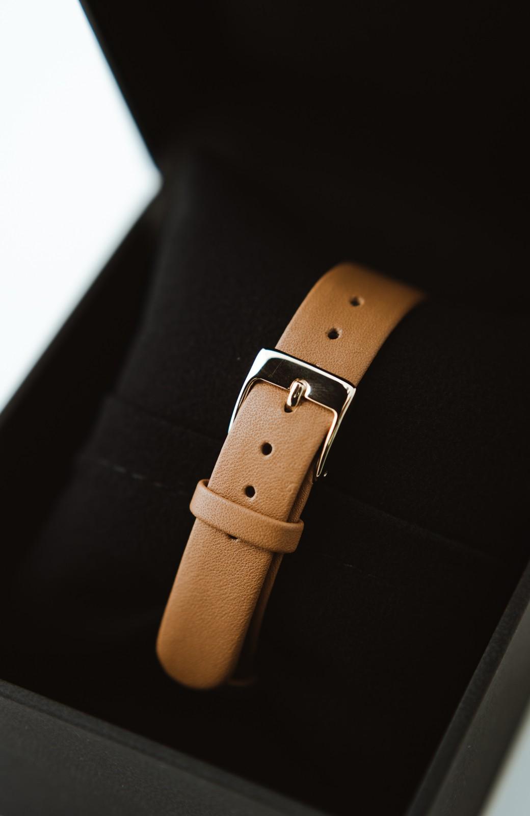 haco! STEVEN ALAN TIME TRAVELER 腕時計 <ブラウン>の商品写真2