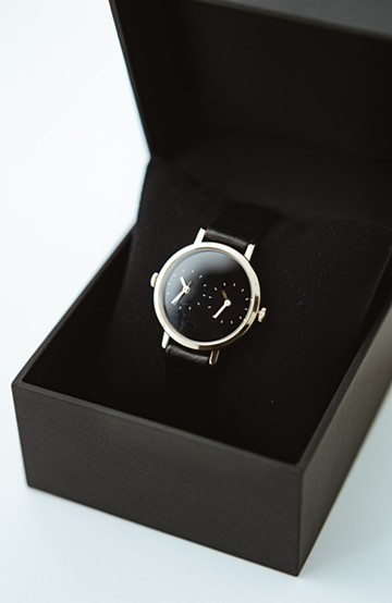 haco! STEVEN ALAN TIME TRAVELER 腕時計 <ブラック系その他>の商品写真