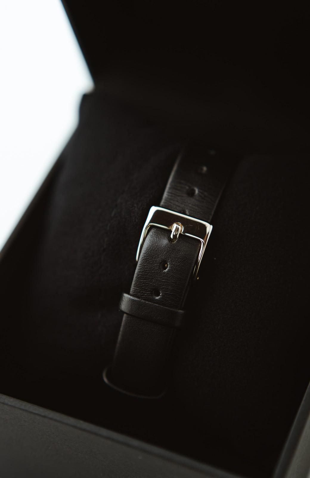 haco! STEVEN ALAN MINI 腕時計 <ブラック>の商品写真2