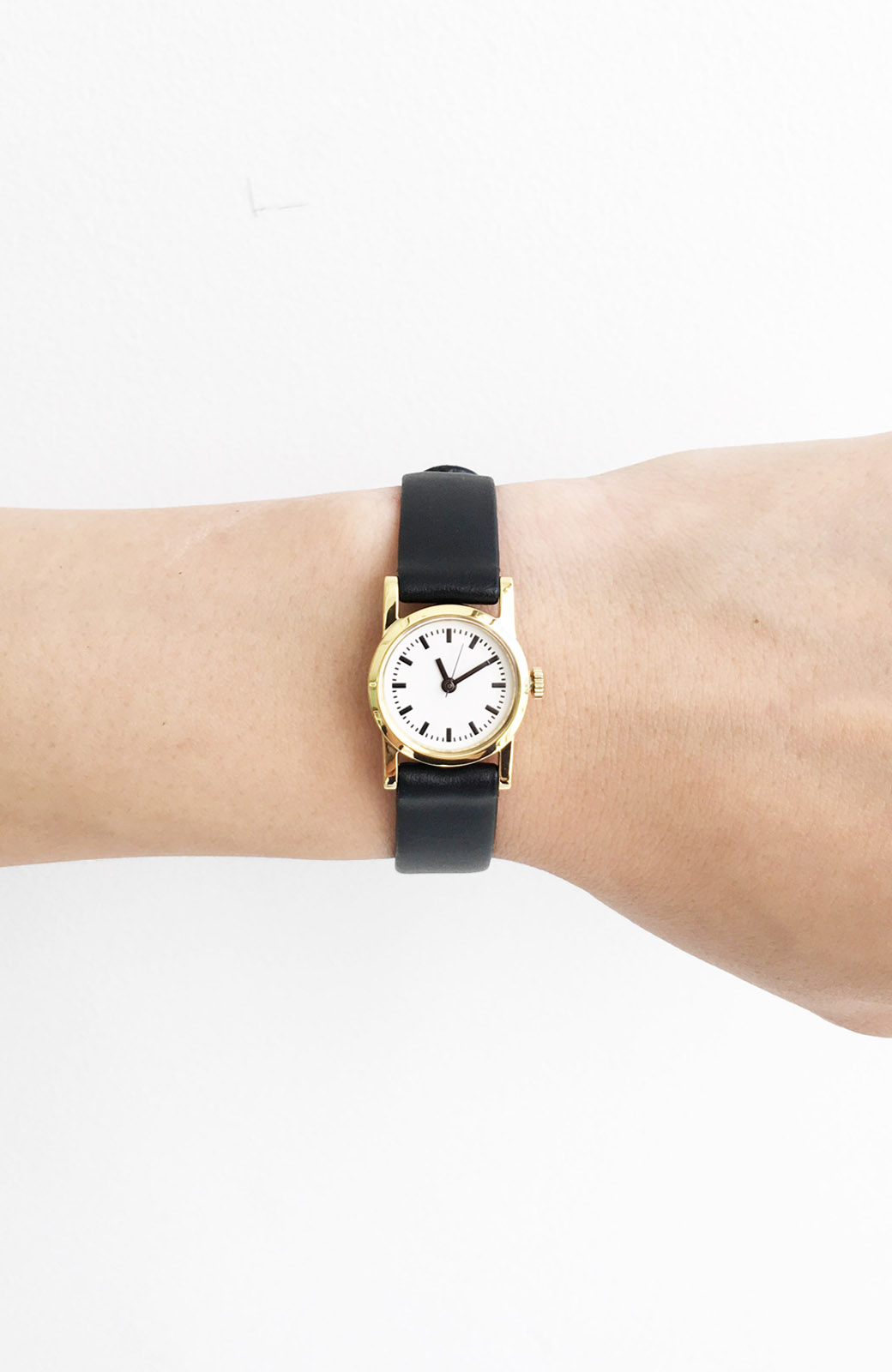 haco! STEVEN ALAN MINI 腕時計 <ブラック>の商品写真3