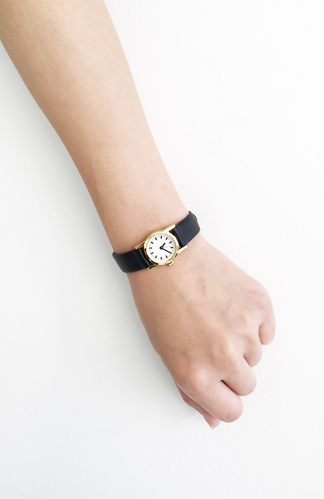 haco! STEVEN ALAN MINI 腕時計 <ブラック>の商品写真4