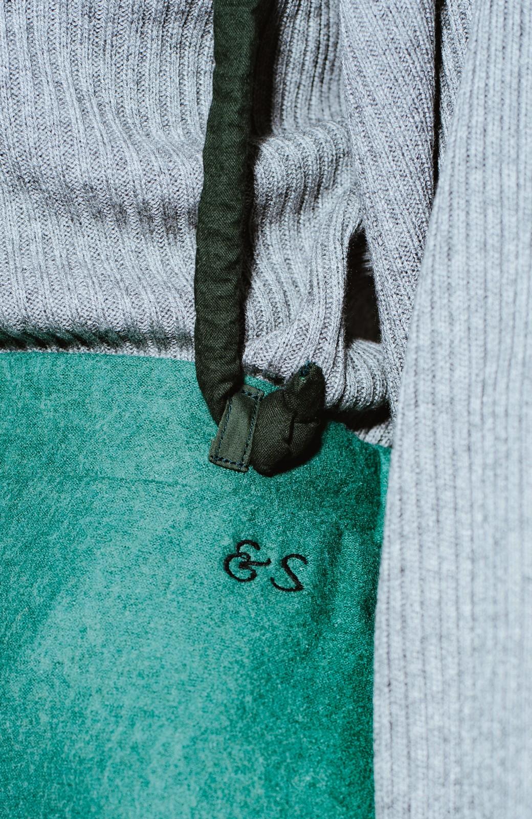 haco! co&tion RERE丸ひものグリーンスカート【アーティスト監修10点もの】 <グリーン>の商品写真4