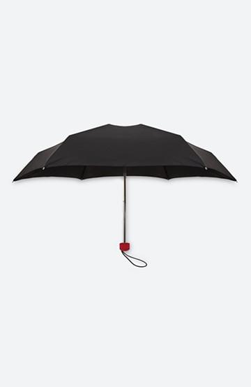 haco! HUNTER オリジナルミニコンパクト 折りたたみ傘 <ブラック>の商品写真