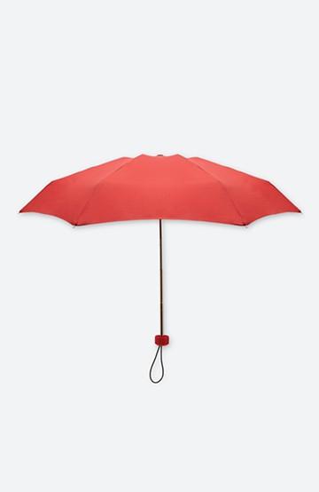 haco! HUNTER オリジナルミニコンパクト 折りたたみ傘 <レッド>の商品写真