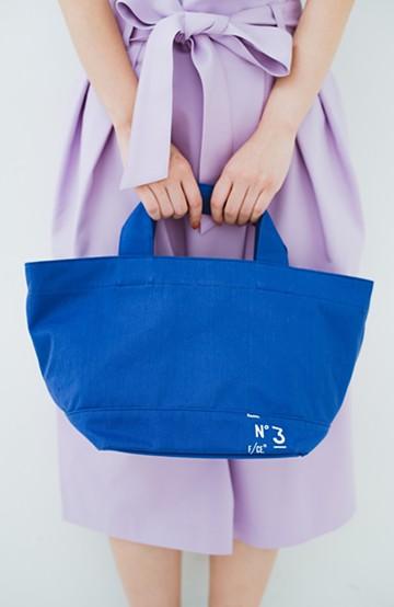 haco! F/CE.(エフシーイー)NO3 Mini totebag <ブルー>の商品写真