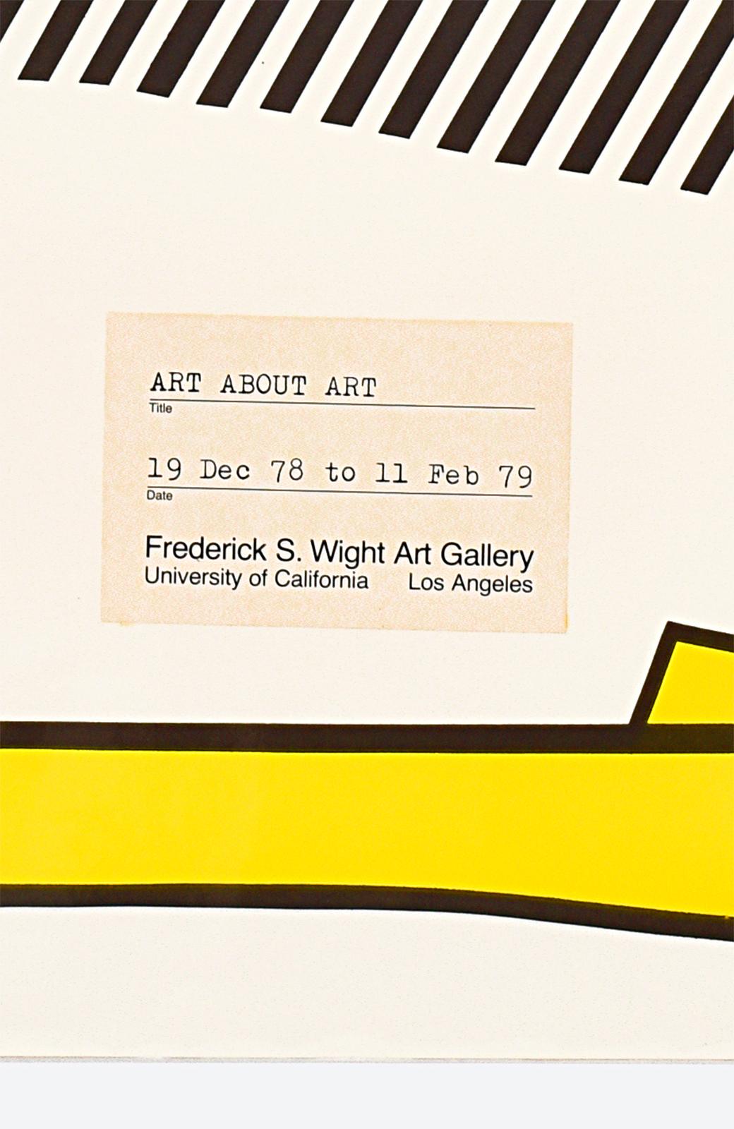 haco! 【アート】ロイ・リキテンスタイン 「Art About Art」 <その他>の商品写真8