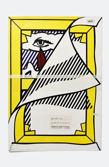 haco! 【アート】ロイ・リキテンスタイン 「Art About Art」 <その他>の商品写真
