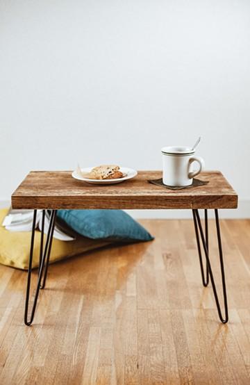haco! アーバン・テーブルS <ブラック>の商品写真