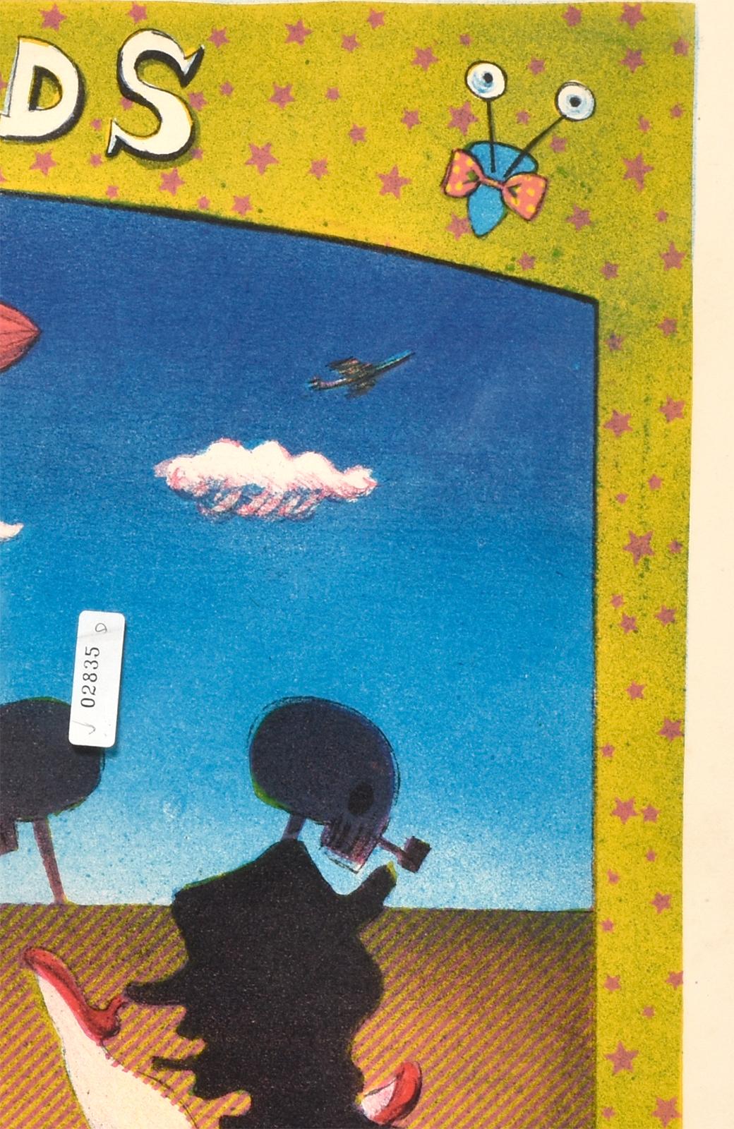 haco! 【アート】馬場檮男 「クレージーキット・3」 <その他>の商品写真4