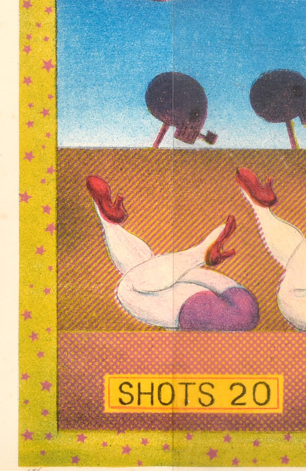 haco! 【アート】馬場檮男 「クレージーキット・3」 <その他>の商品写真5