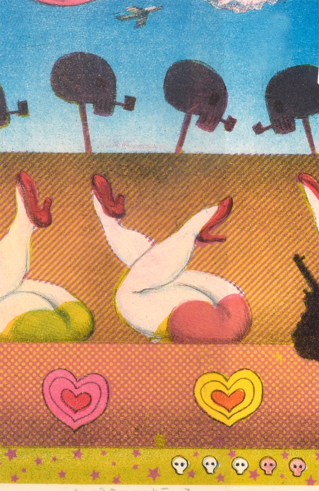 haco! 【アート】馬場檮男 「クレージーキット・3」 <その他>の商品写真6