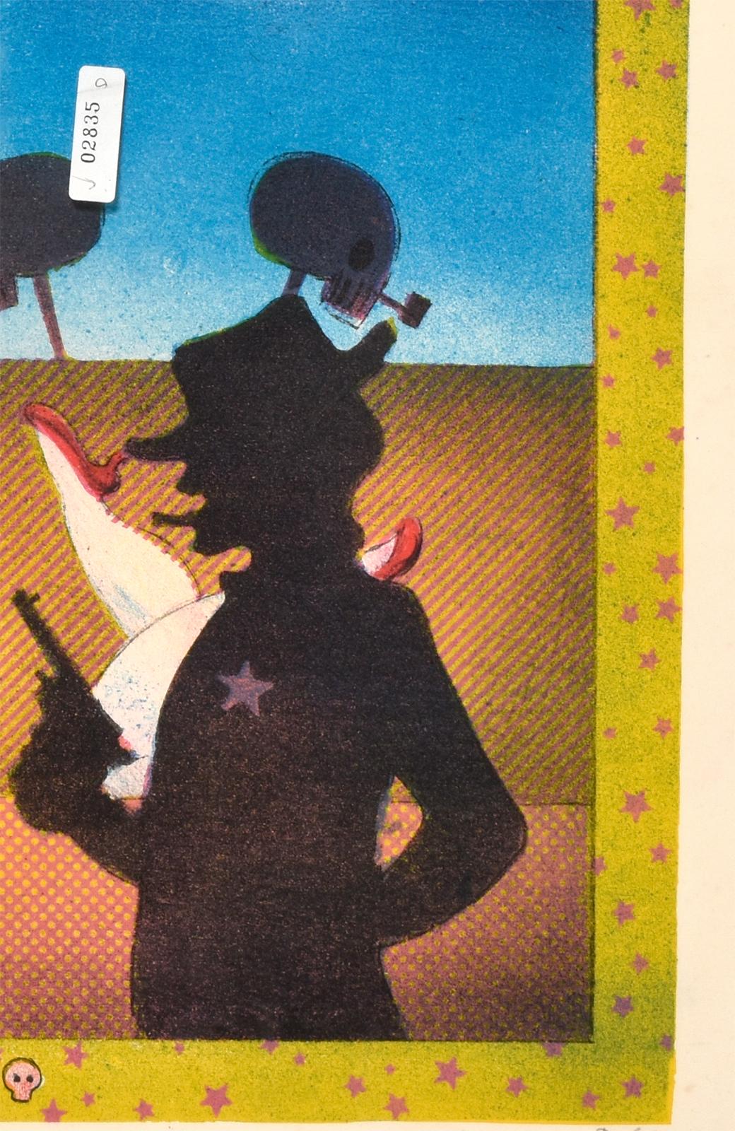 haco! 【アート】馬場檮男 「クレージーキット・3」 <その他>の商品写真7