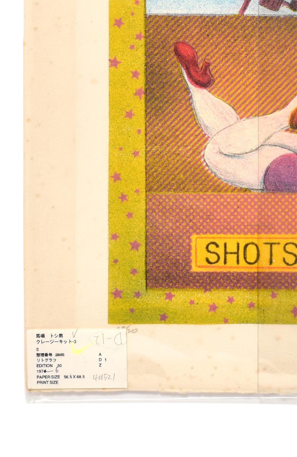 haco! 【アート】馬場檮男 「クレージーキット・3」 <その他>の商品写真9