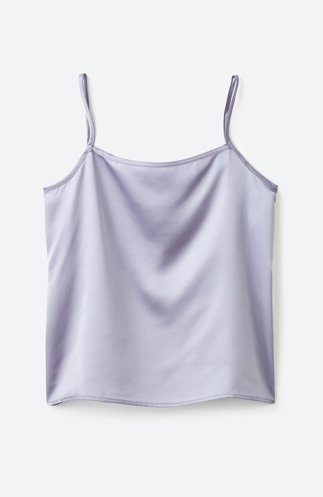 haco! いつものTシャツのかわりに着たい レースTブラウスとキャミソールセット <ブルー>の商品写真3