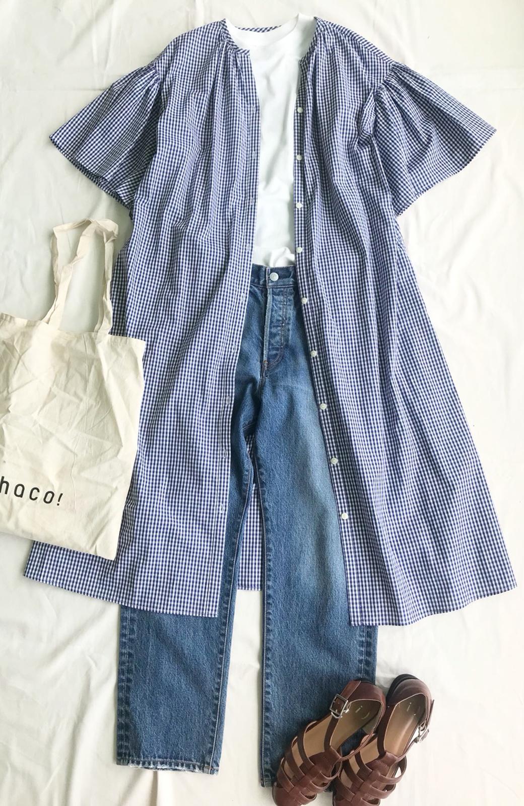 haco! 【スタッフスペシャルセット】ギリギリ女子ミオの夏のコーデに便利!手持ちのTシャツといけるんちゃうかセット  <その他>の商品写真21