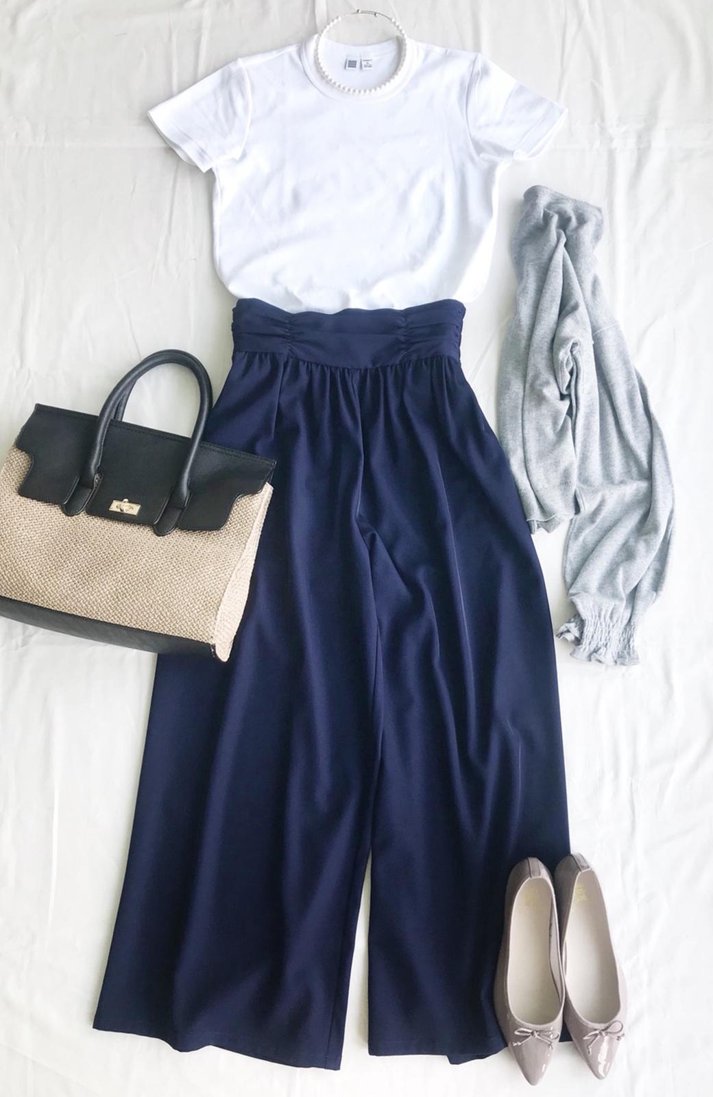 haco! 【スタッフスペシャルセット】ギリギリ女子ミオの夏のコーデに便利!手持ちのTシャツといけるんちゃうかセット  <その他>の商品写真23