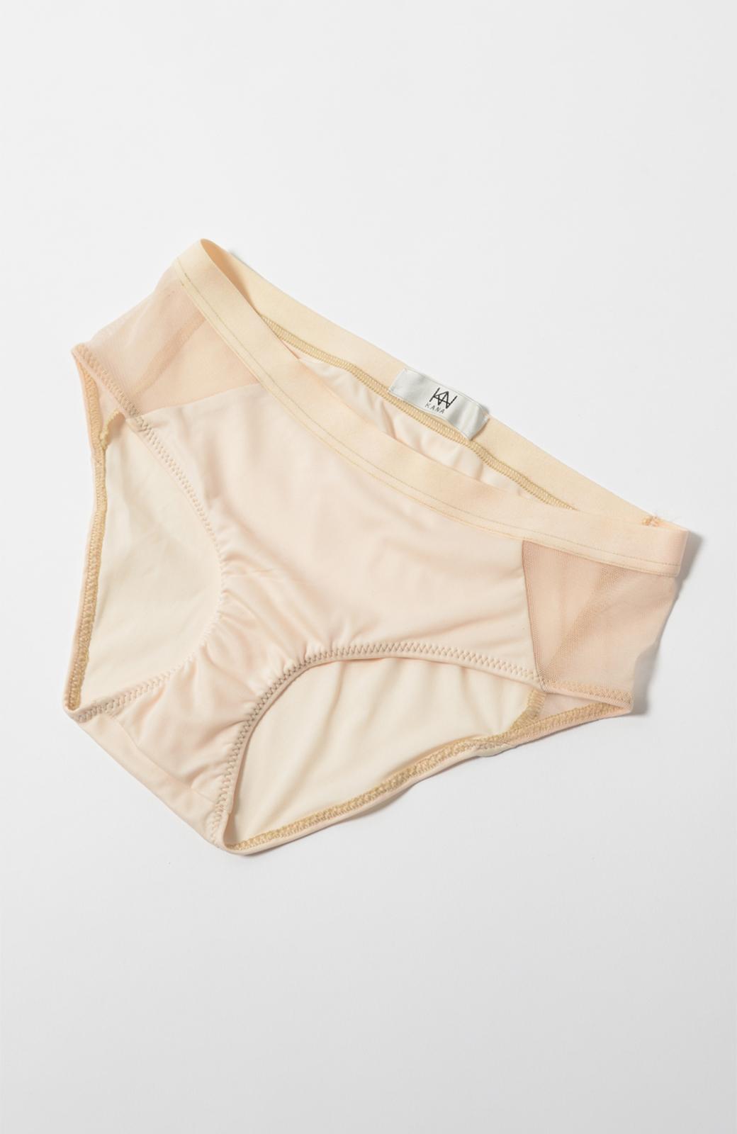 haco! てとひとて KANA MATSUNAMI  AIR shorts <ピンクベージュ>の商品写真2