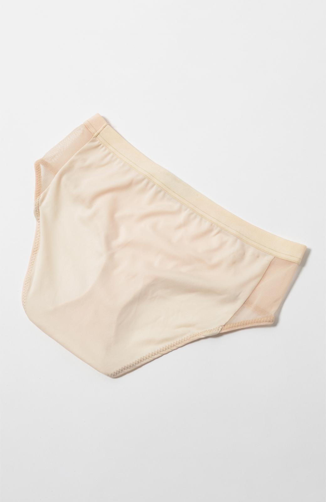 haco! てとひとて KANA MATSUNAMI  AIR shorts <ピンクベージュ>の商品写真4