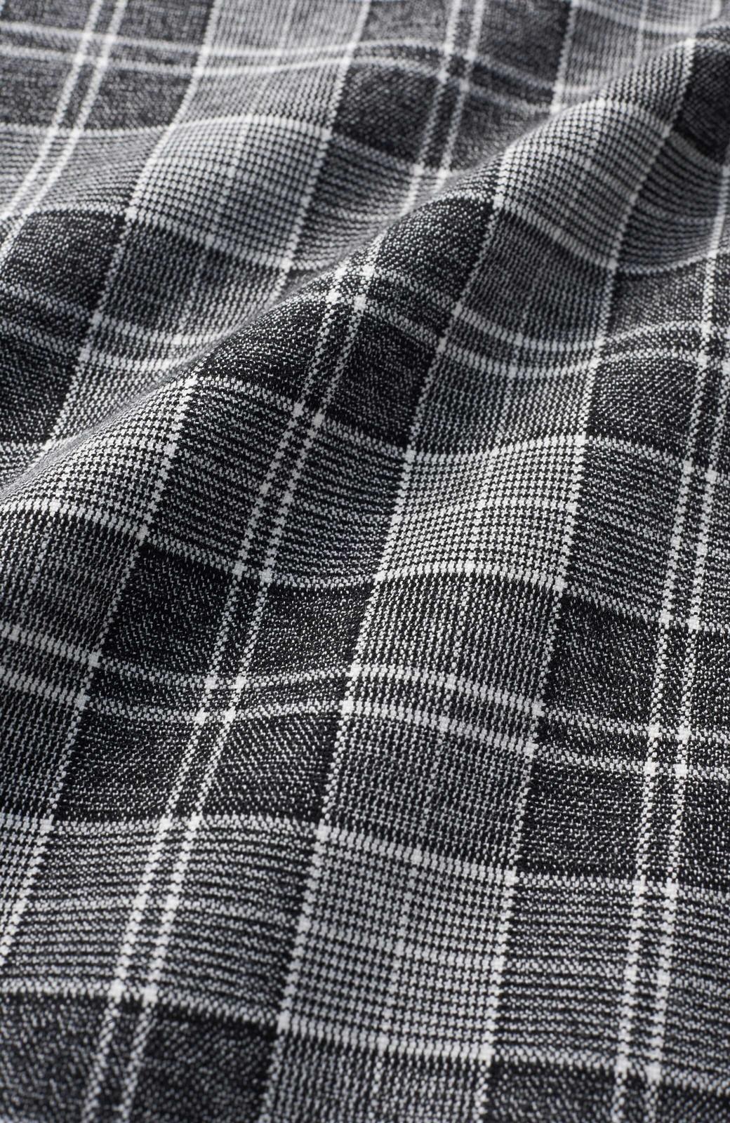 haco! パッと着てきれいな フレアースリーブTブラウス <ブラック系その他>の商品写真2