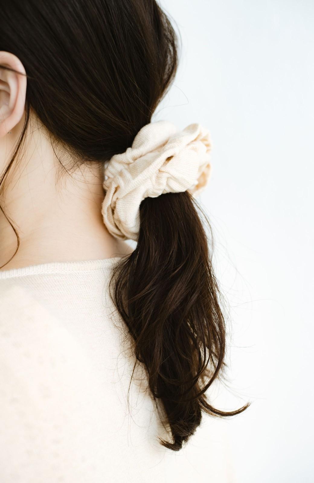 haco! 持ち運びベンリな冷え対策カーディガン【ブルー期】女の子バンザイ!プロジェクト <ベージュ>の商品写真7
