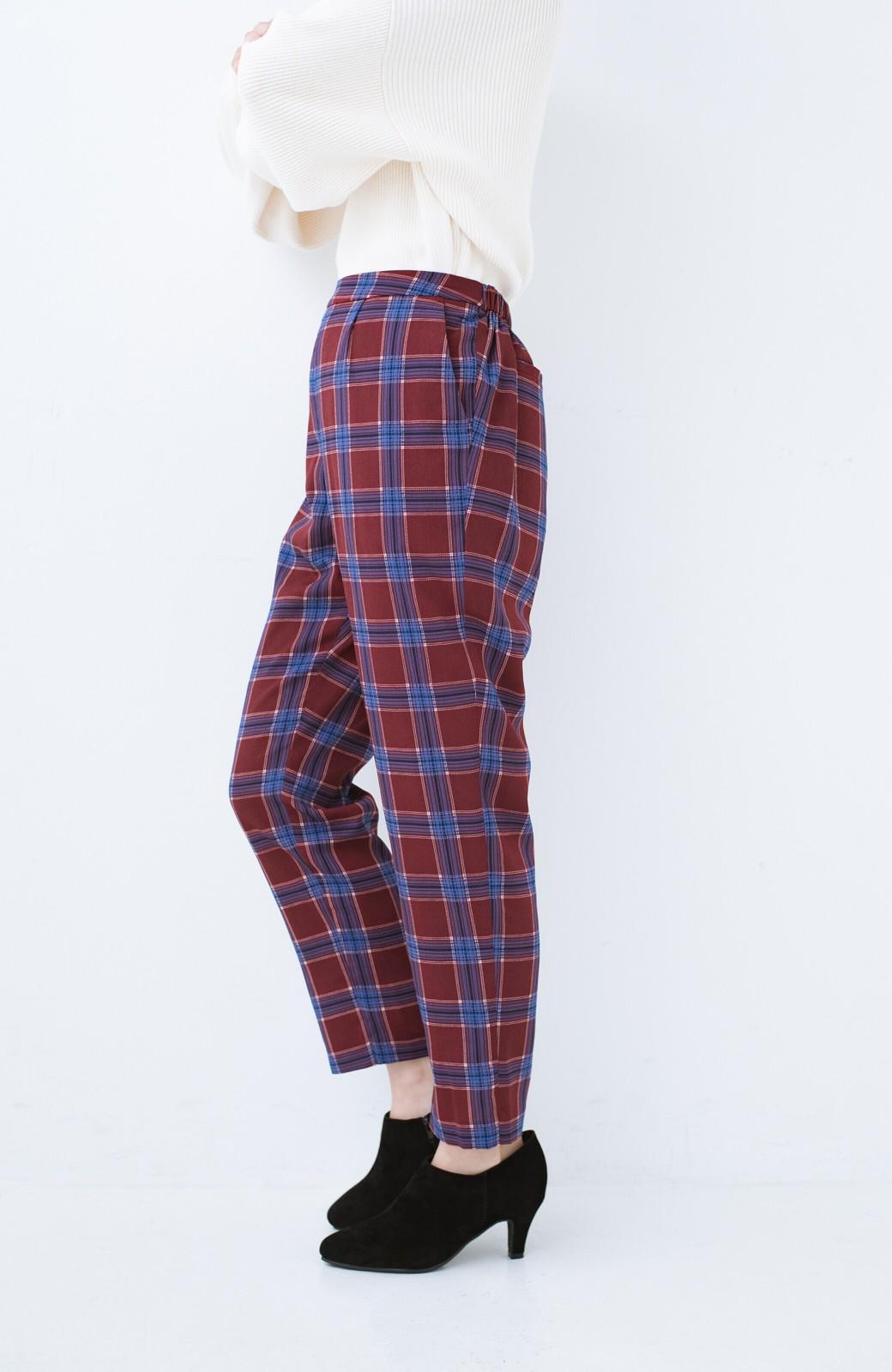 haco! パンツにもスカートにも便利な女っぽブーティー <ブラック>の商品写真3