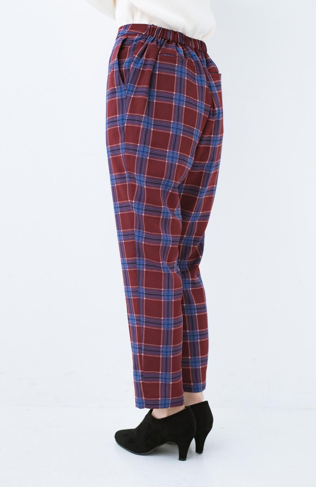 haco! パンツにもスカートにも便利な女っぽブーティー <ブラック>の商品写真4