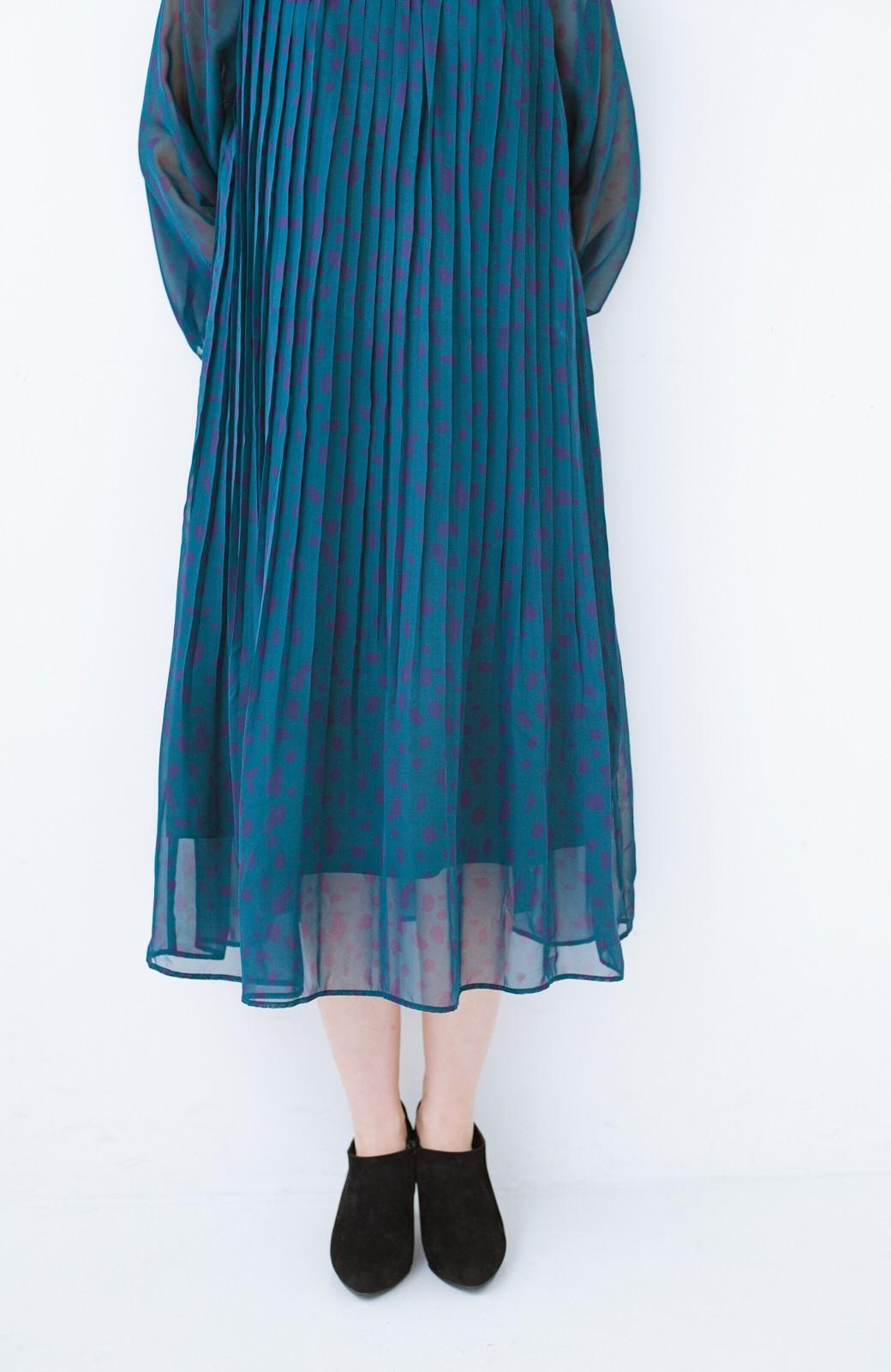 haco! パンツにもスカートにも便利な女っぽブーティー <ブラック>の商品写真5