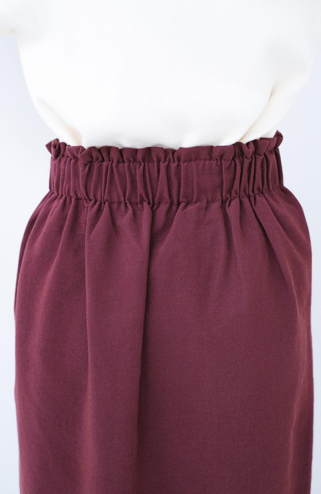 haco!  腹巻きとは呼ばせない ブルー期も華やかに過ごせる消臭加工裏地付きフリルデザインスカートセット【ブルー期】女の子バンザイ!プロジェクト <ボルドー>の商品写真18