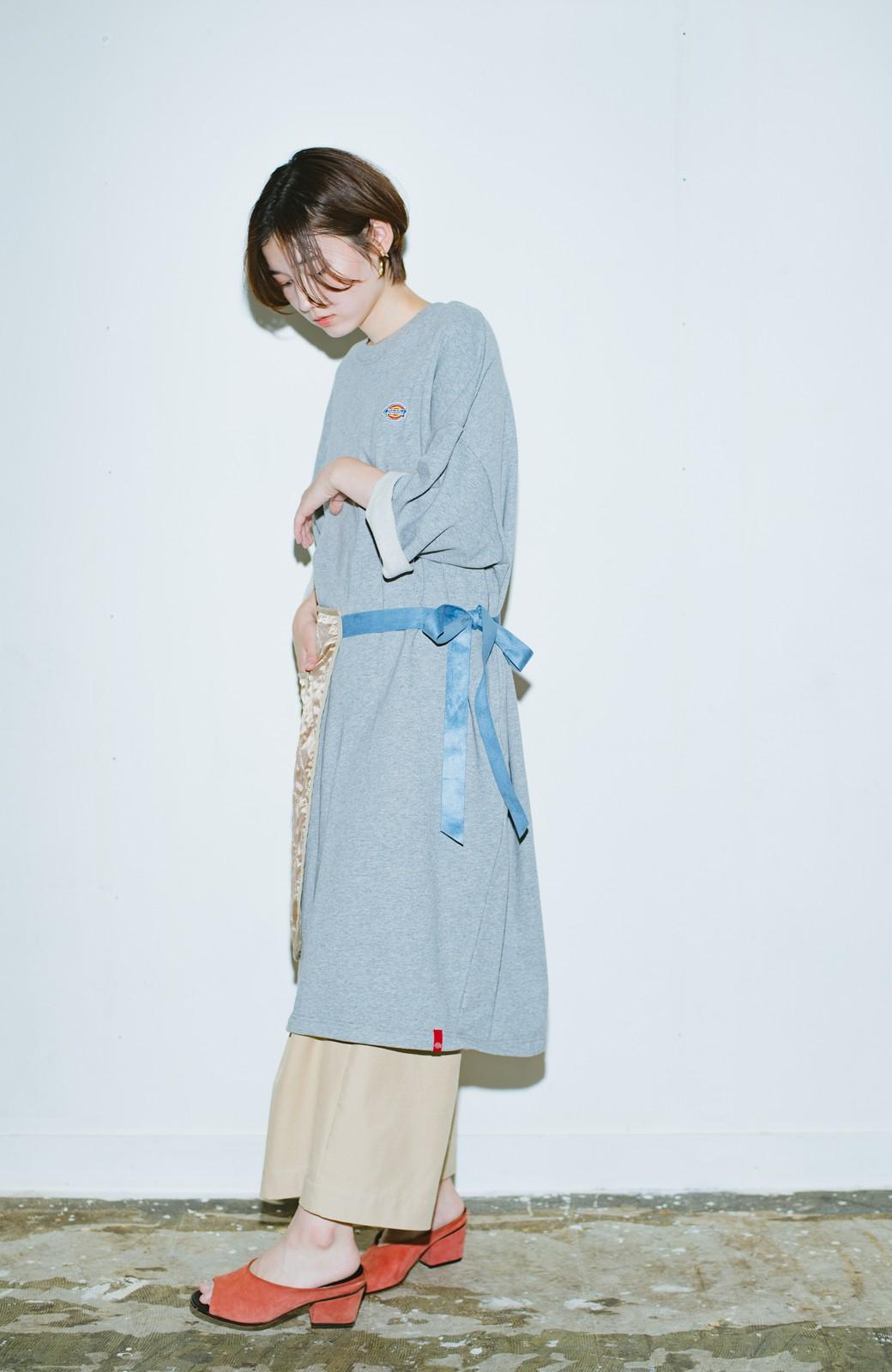 haco! haco! × RBTXCO  着回したっくさん!エプロン風巻きスカート <オレンジ系その他>の商品写真11