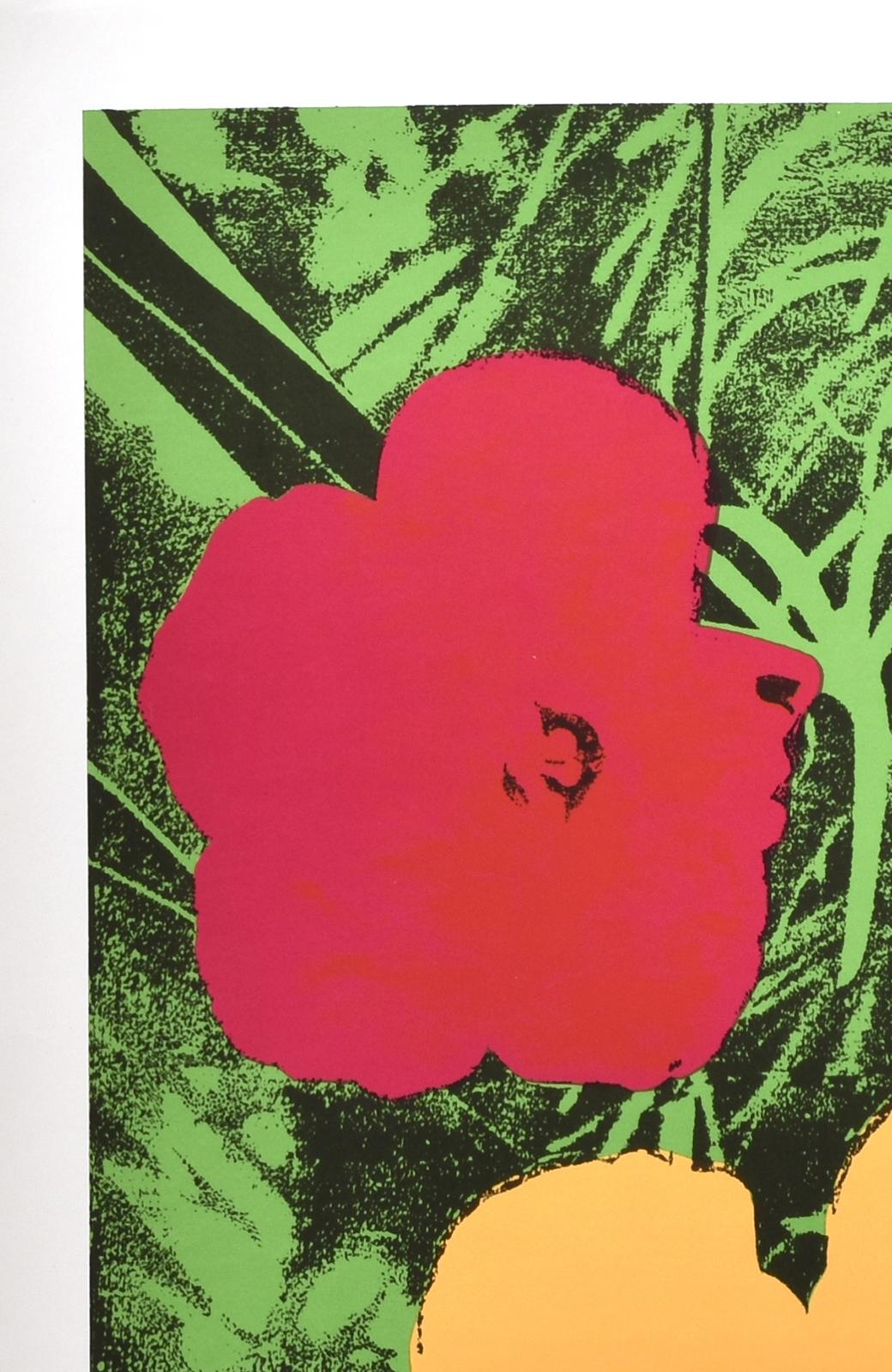 haco! 【アート】アンディ・ウォーホル  「Flower red」 <その他>の商品写真2