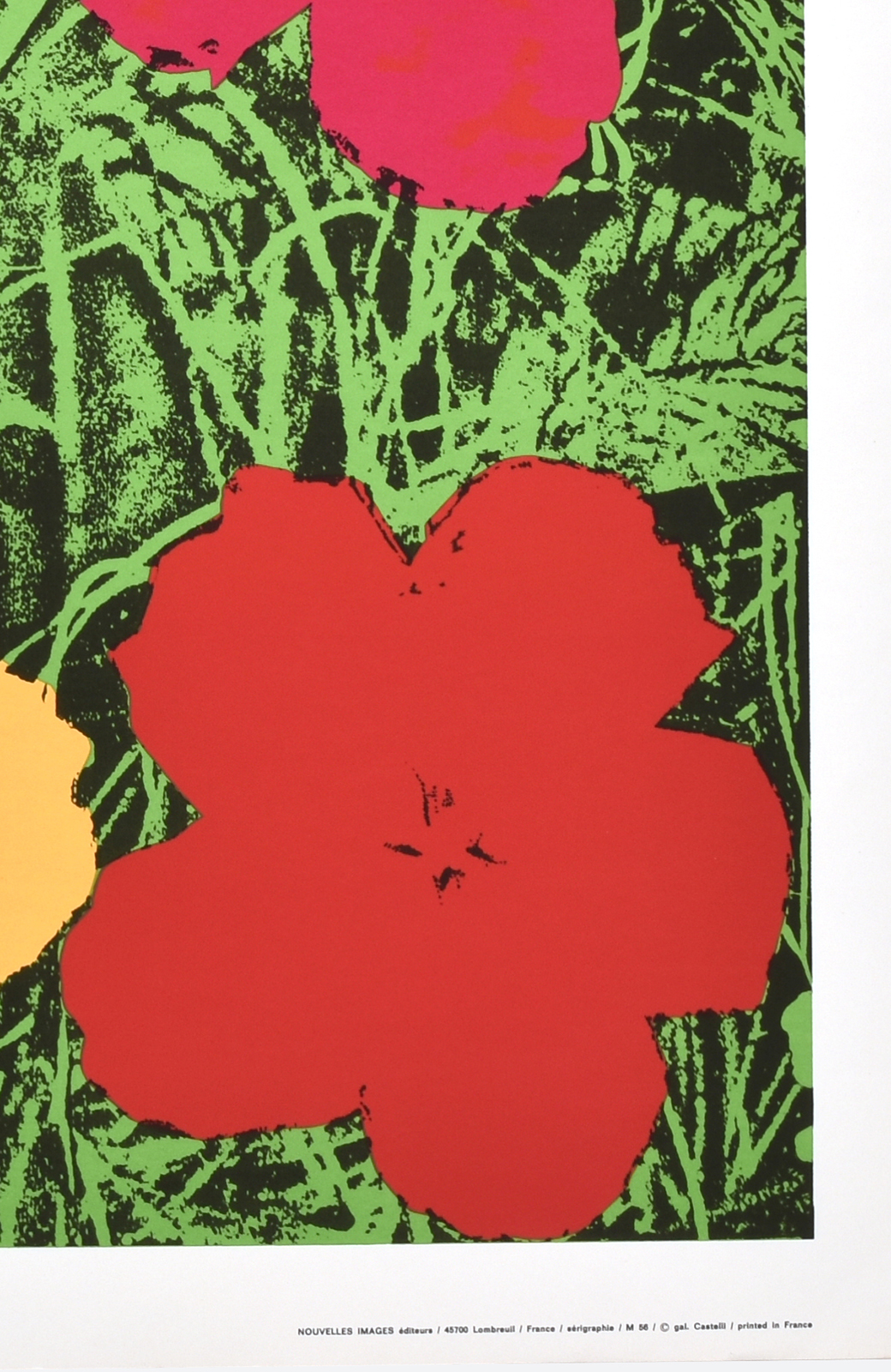 haco! 【アート】アンディ・ウォーホル  「Flower red」 <その他>の商品写真5