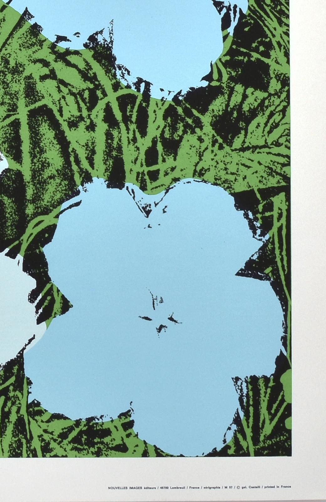 haco! 【アート】アンディ・ウォーホル  「Flower blue」 <その他>の商品写真5