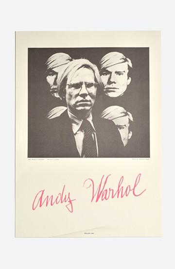 haco! 【アート】アンディ・ウォーホル  「ポートレイト」 <その他>の商品写真