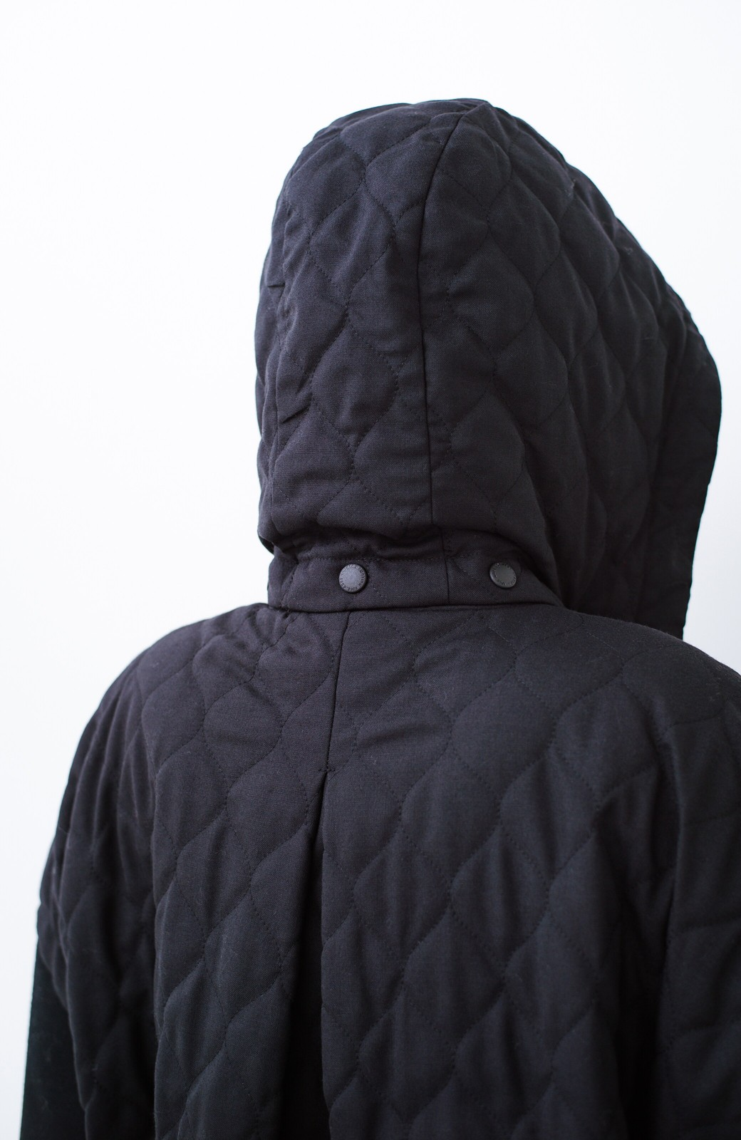 haco! F/CE. (エフシーイー)PRIMALOFT COACH LONG JK <ブラック>の商品写真5