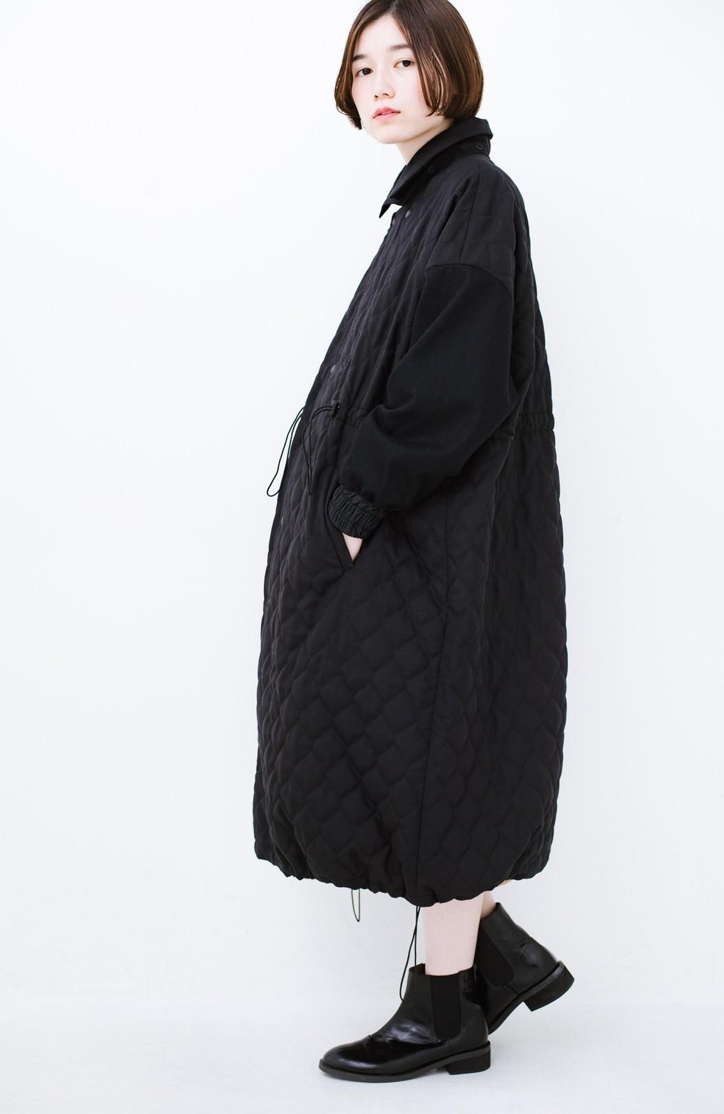 haco! F/CE. (エフシーイー)PRIMALOFT COACH LONG JK <ブラック>の商品写真19