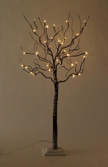 haco! LEDブランチツリーLサイズ <ブラウン>の商品写真