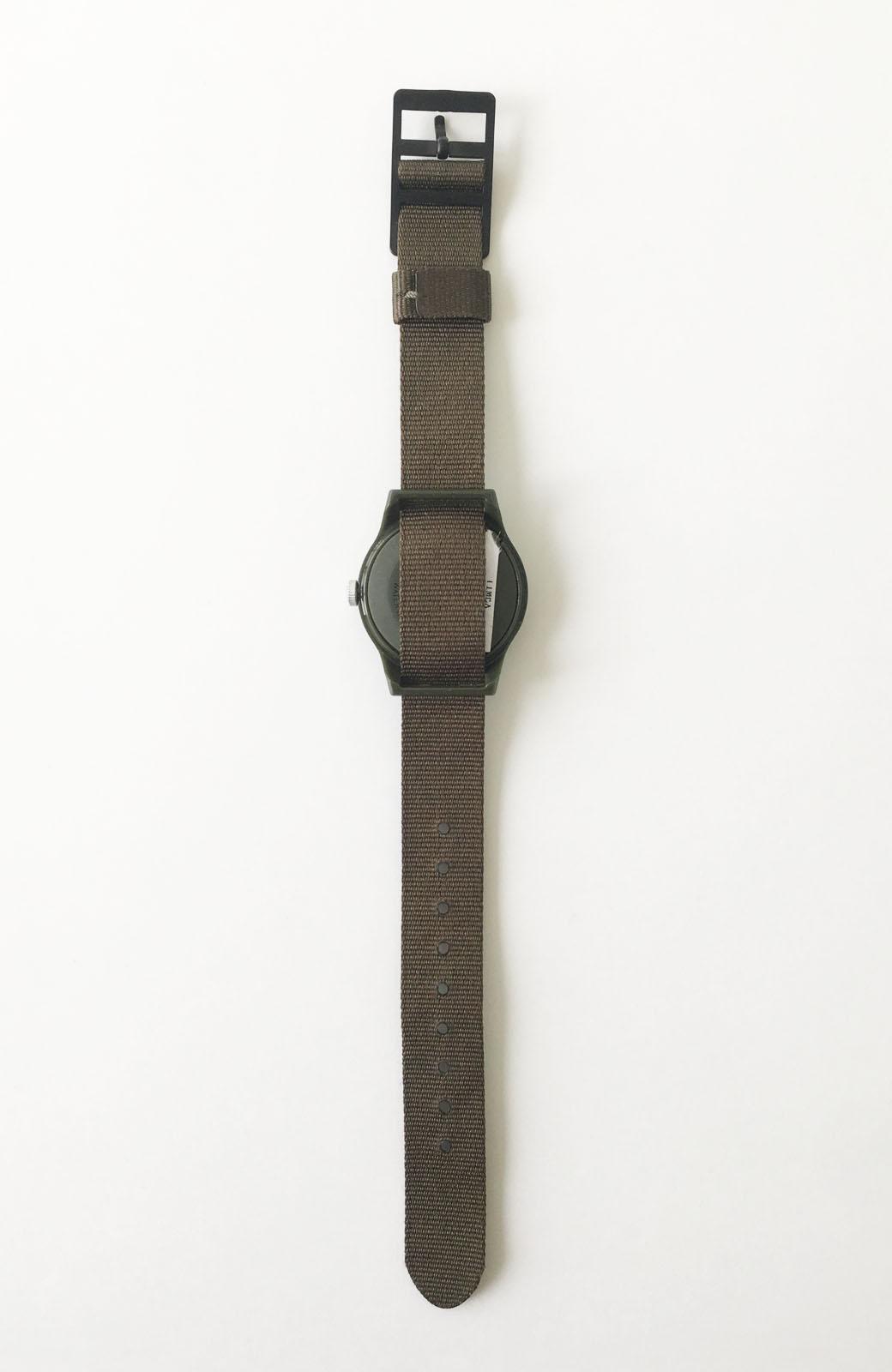 haco! TIMEX Original Camper 29mm <カーキ>の商品写真4